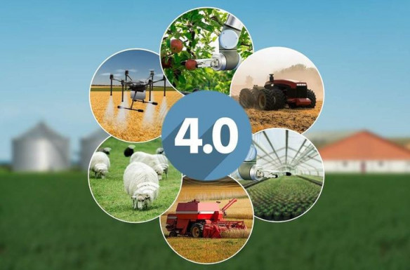 Сельское хозяйство 4.0: понимание будущего сельхозтехники
